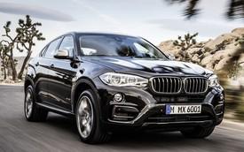 BMW X6 thế hệ mới chính thức trình làng