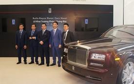 Bảng giá choáng váng của xe Rolls-Royce chính hãng ở Việt Nam