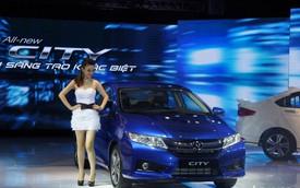 Honda City thế hệ mới có giá khởi điểm 552 triệu đồng