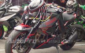 Dàn xế độ lạ mắt tại Vietnam Motorbike Festival 2014