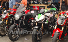 "Vietnam Motorbike Festival 2014 có gì ""hot"""