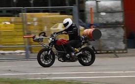 """Lộ diện Ducati Scrambler """"bằng xương bằng thịt"""""""