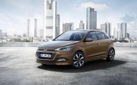 Hyundai i20 2015: Rộng và cao cấp hơn