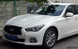 Infiniti Q50 ra mắt thị trường Đông Nam Á