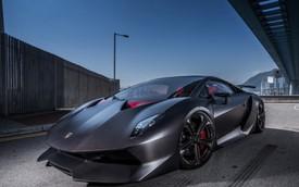 Lamborghini bắt đầu bán siêu xe hiếm Sesto Elemento