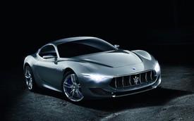 Maserati Alfieri bản thương mại sẽ đẹp như xe concept