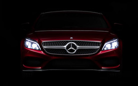 Bản nâng cấp Mercedes-Benz CLS 2015 lộ diện