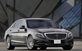Mercedes-Benz S500 Plug-In Hybrid: Nhanh và tiết kiệm không ngờ