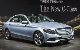 Mercedes-Benz C-Class 2015 có giá khởi điểm 38.400 USD