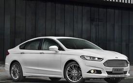 Người Trung Quốc ngày càng chuộng Ford Mondeo