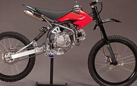 Motoped - Xe đạp trang bị động cơ off-road giá rẻ