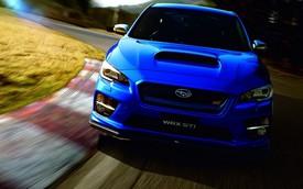 Subaru WRX STI tại Nhật mạnh hơn so với Mỹ và châu Âu