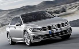 Xe toàn cầu Volkswagen Passat 2015 chính thức trình làng