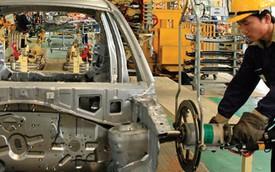Công nghiệp ô tô: Bất đồng trong chính sách thuế