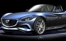 Xe thể thao Mazda MX-5 ra mắt vào tháng 9, nhẹ hơn 100kg