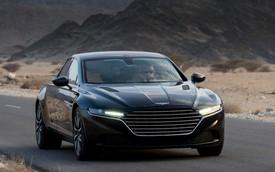 Chỉ đại gia Trung Đông mới được mua Aston Martin Lagonda