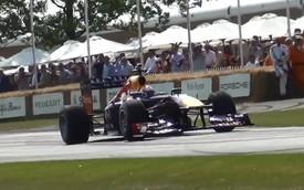 Đã tai với những chiếc xe đua F1 có âm thanh hay nhất