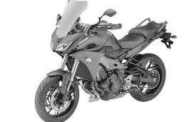 """Yamaha sắp có thêm hai mẫu phân khối lớn giá """"mềm"""""""