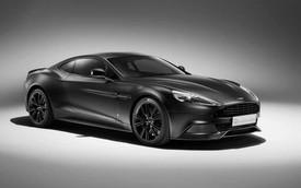 Aston Martin Vanquish có thêm bản đặc biệt mới
