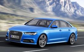 Audi A6 và A7 2016 được tăng công suất thêm 30 mã lực