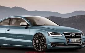 Audi sẽ tuyên chiến với Mercedes-Benz bằng mẫu A8 Coupe?