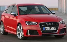 Audi RS3 Sportback chính thức trình làng