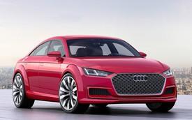 Audi TT Sportback chính thức trình làng