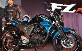 Cặp đôi xe côn tay Yamaha FZ và FZ-S 2014 trình làng
