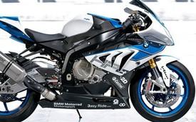 """Siêu môtô BMW HP4 bị """"khai tử"""""""