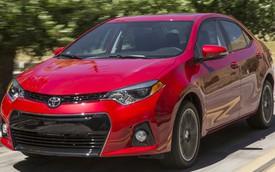 10 xe bán chạy nhất tại Mỹ trong tháng 6/2014