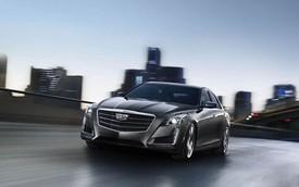 Cadillac CTS 2015: Hội tụ công nghệ hiện đại hơn