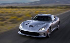 Xe thể thao hạng sang Dodge Viper 2015 giảm giá mạnh