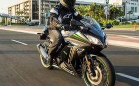 Làm quen với dòng Kawasaki Ninja 2015