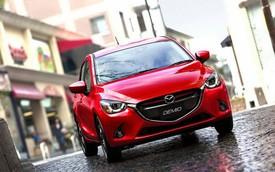 Mazda2 thế hệ mới chính thức ra mắt