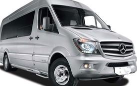 Mercedes-Benz Autobahn: Khoang nội thất như chuyên cơ