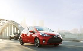 Toyota Yaris 2015 trị giá chưa đến 15.000 USD