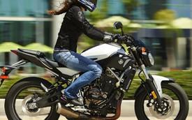 Môtô hợp túi tiền Yamaha FZ-07 mới đã có giá bán