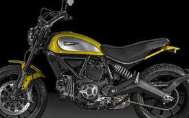 """Môtô giá """"mềm"""" Ducati Scrambler sẽ được lắp ráp tại Đông Nam Á"""