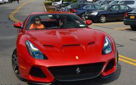 Siêu xe Ferrari độc của CEO chuỗi đại siêu thị Wegmans ra phố