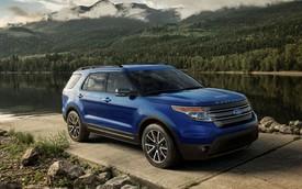 Ford Explorer 2015 thể thao hơn