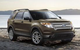 Nhà giàu ngày càng chuộng xe SUV thể thao Ford Explorer Sport