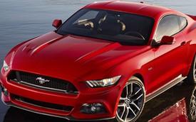 """""""Ngựa hoang"""" Ford Mustang 2015 yếu hơn dự kiến"""