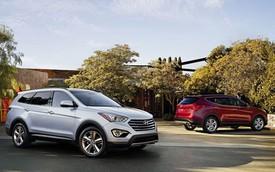 Hyundai Santa Fe 2015: Thay đổi đáng kể