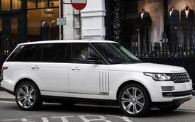 Land Rover công bố giá của dàn SUV sang phiên bản 2015
