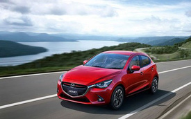 Mazda2 thế hệ mới bắt đầu được sản xuất tại Thái Lan
