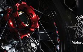 MV Agusta Turismo Leggero - Xe adventure-tourer hoàn toàn mới?