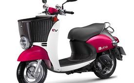 Yamaha e-Vino 2015 - Xe máy điện đẹp và hợp túi tiền