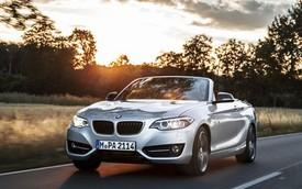 BMW 2-Series Convertible 2015 lặng lẽ được giới thiệu