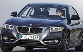 """BMW 2-Series Coupe 2015 chỉ """"ngốn"""" 3,8 lít/100 km"""