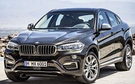 BMW X6 2015 có giá 61.900 USD
